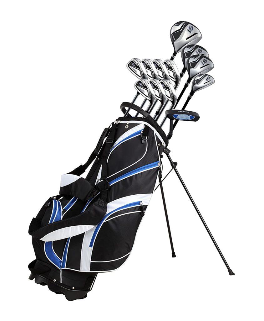bästa nybörarset golf 18 delar