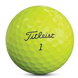 Titleist golfboll bäst i test