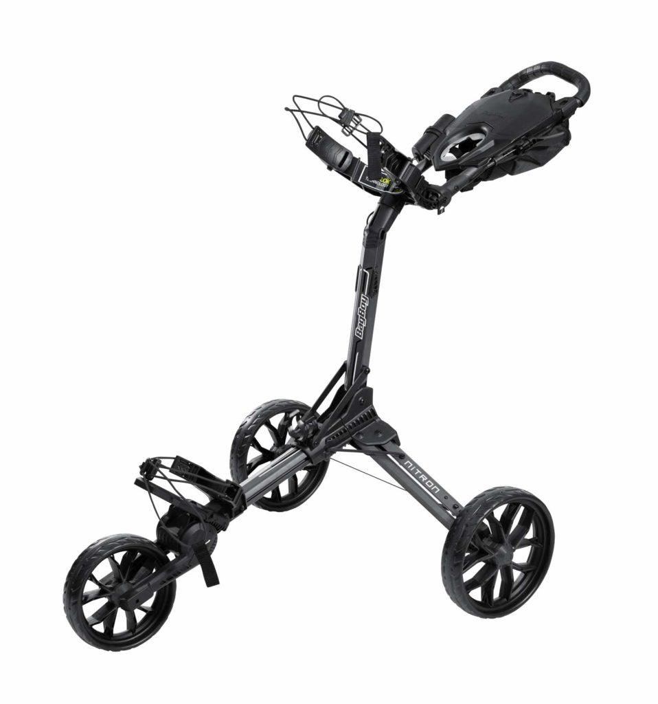 bagboy golfvagn bäst i test 2021
