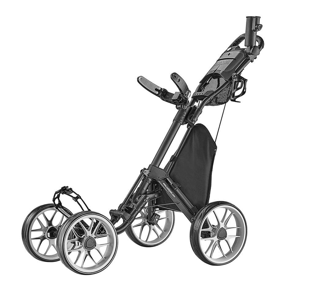caddytek bästa golfvagnen 2021
