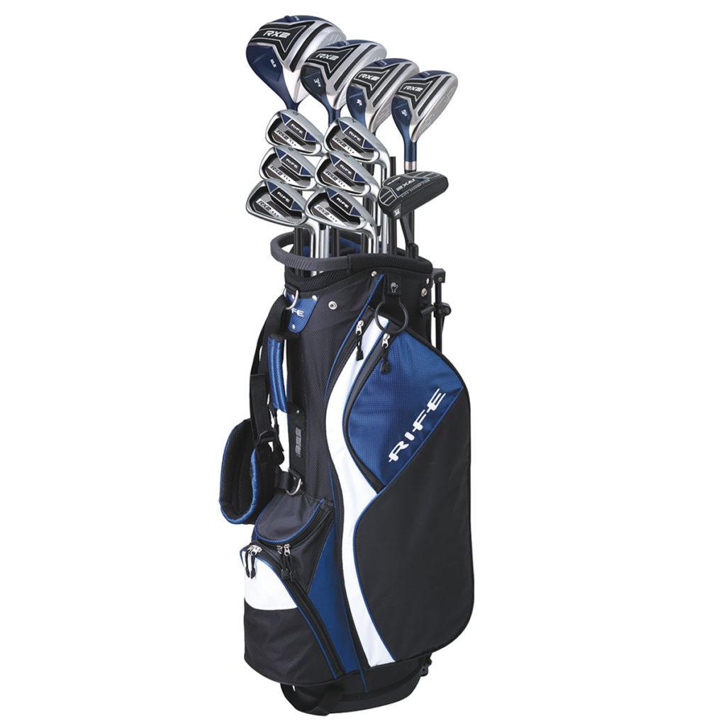 nybörjarset golf - bäst i test