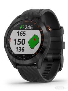 Golfklocka Garmin Approach® S40 - Svart