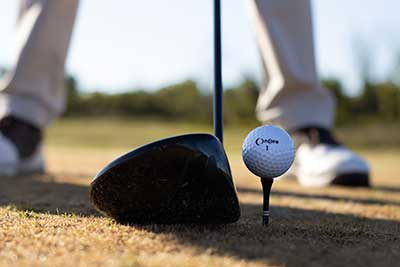 Golfklubbor av model Driver för golf